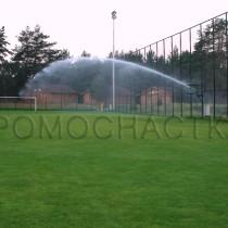 Тренировочные поля футбольного клуба «Днепр»