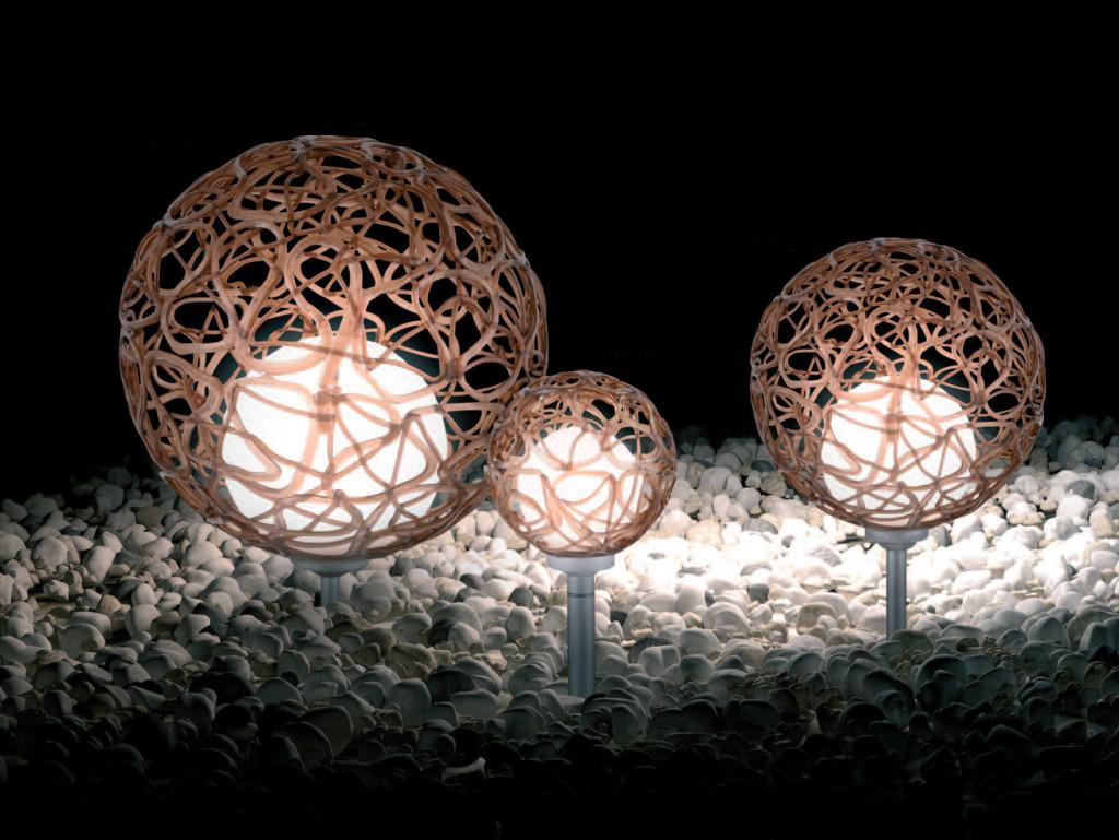 Светодиодные уличные фонари для больших участков