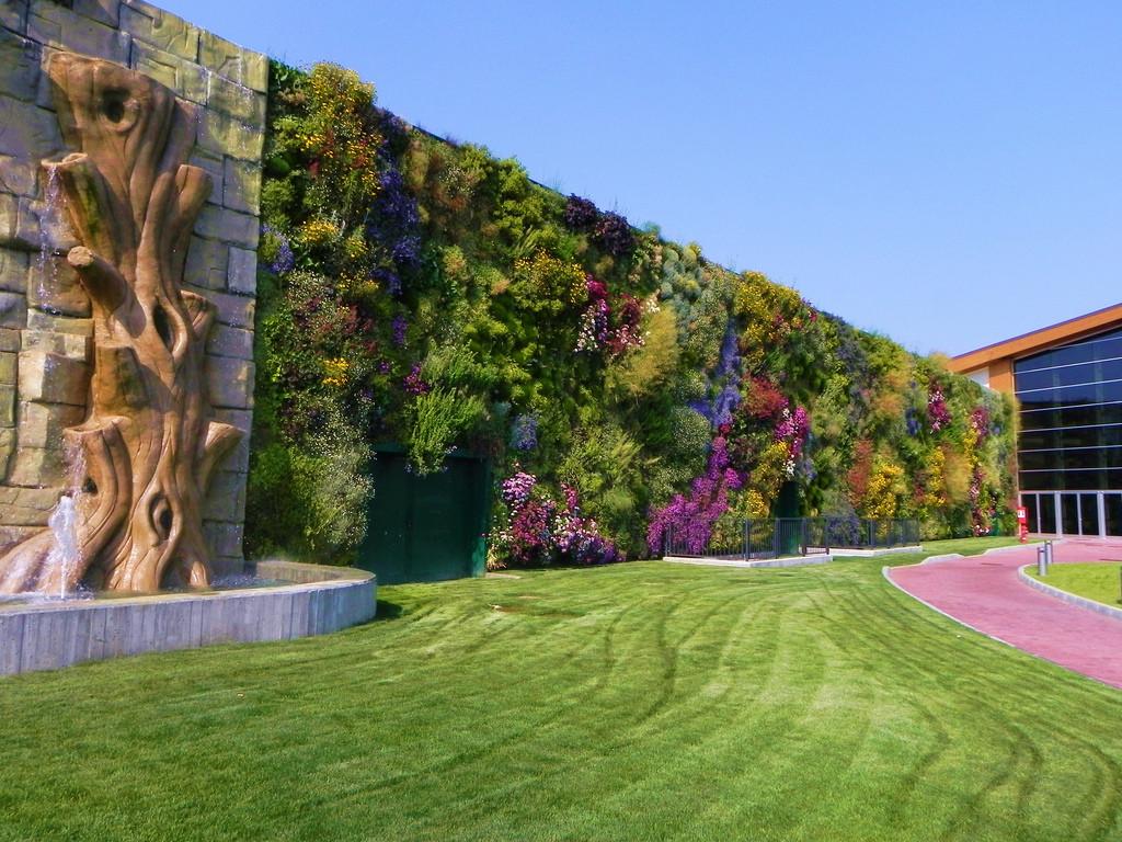 Вертикальные сады и микрокапельный полив