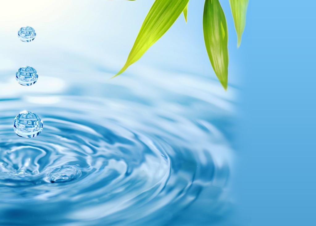 Вода в системе полива